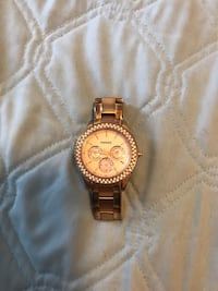 Fossil watch -rose gold ladies  Toronto, M3A 0A4