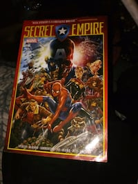 Marvel secret empire comic book Santa Barbara, 93101