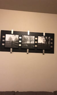 Black and white wall decor  Boise, 83714