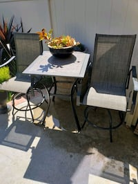 Patio bartop seating  Lake Forest, 92630