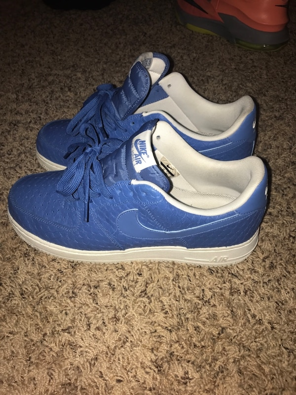 Air Force one blue size 11