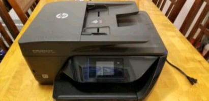 HP P rinter Office Jet Pro 6978
