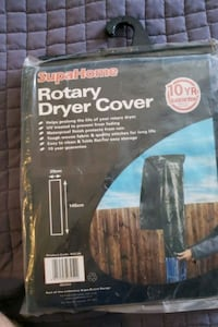 Rotary Clothes line Dryer cover