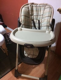 Graco high seat for babies  Mississauga, L5V 1Y7
