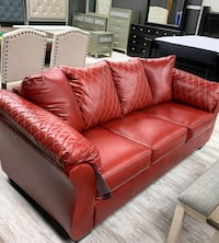 Brand New✔Salsa Red Sofa ✔Special Price