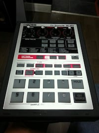 DJ sampler BOSS SP-303