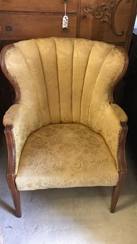 Antique Victorian original chair Santa Barbara, 93103