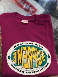 Brand new Magenta Supreme New **** T-shirt size small Silver Spring, 20902