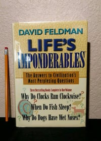 Life's Imponderables