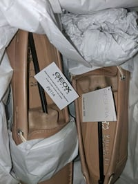Brand new in box geox loafers