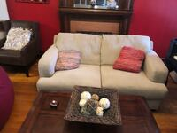 Sofas, chairs, beds, bed frames, antique piano, huge bean bag  Washington
