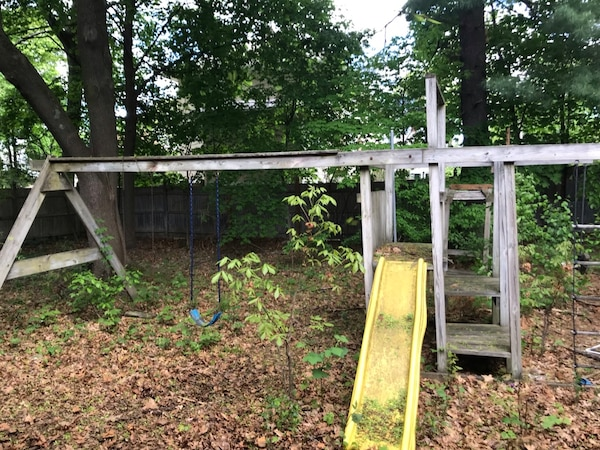 Jungle Gym For Sale >> Used Jungle Gym For Sale In Dedham Letgo