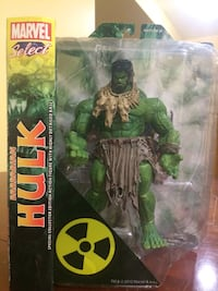 Marvel select Barbarian Hulk Edmonton, T6A 0G3