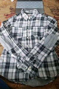 Small plaid shirt West Valley City, 84119