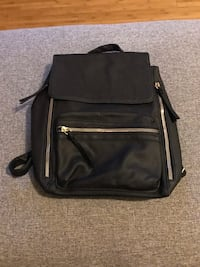 New Black leather backpack purse Wappingers Falls, 12590