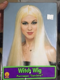 Blonde witch wig Vaughan, L4L 2S9
