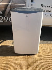 14000 BTU Portable Air Conditioner LG Woodbridge, 22191