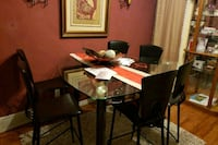dinning table with 6 chairs Edmonton, T6L 6L8