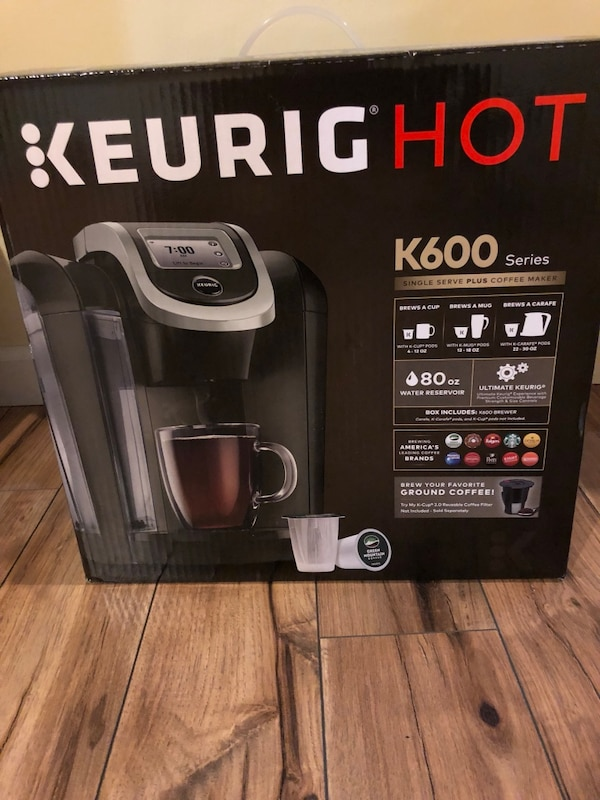 Used K600 Wifi Keurig For Sale In Gates Center Letgo
