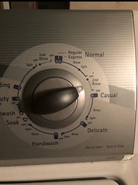 Kenmore 800 Washer & Dryer