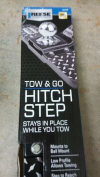 Tow & Go Hitch Step Norfolk, 23503