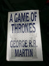 1st Edition Game of Thrones Book 1  Baltimore, 21224