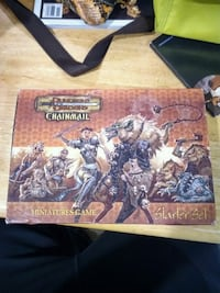 Dungeons And Dragons Chainmail Starter Set Richmond Hill, L4C 3E3