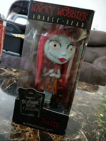Nightmare Before Christmas, Sally Bobble Head