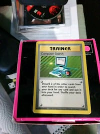 Pokeman trainer card Calgary, T2T 1G8