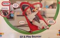 Sit & Play Baby Bouncer by LIttle Tikes BRAND NEW Modesto, 95350