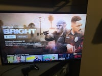 39' LED TV - no stand