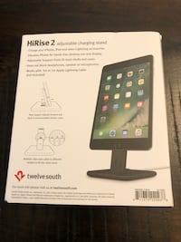 Twelve south HiRise charging stand  Gainesville, 20155