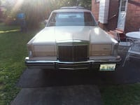 Lincoln - Continental Mark VI - 1981 Johnston City, 62951