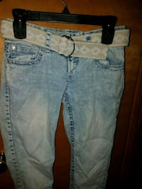 Jeans with belt Lee's Summit, 64086