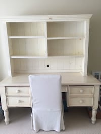 Desk with removable hutch  Chevy Chase, 20815