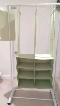 IKEA nursery storage and diaper rack Beaconsfield, H9W