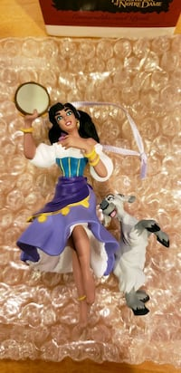 Hallmark Esmeralda Ornament  North Las Vegas, 89031