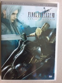 Final Fantasi VII Advent Children DVD Genova, 16146