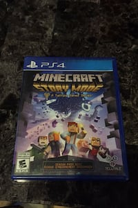 PS4 minecraft story mode Middlesex Centre, N0L 1R0