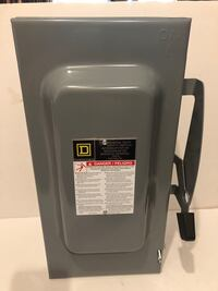 Electric general duty safety switch Las Vegas, 89129