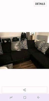 JASPER SECTIONAL ZEBRA COUCH ONLY Kitchener, N2P 1A1