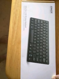 Brand New Anker Wireless Keyboard Mississauga, L5A 3T1
