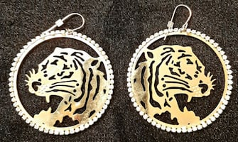 Absolutely Gorgeous Marciano Earrings!