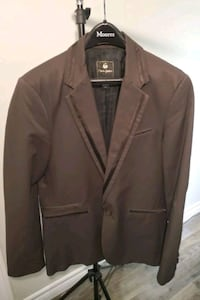 men's casual suit jacket . brown like new  London, N6E 2H9