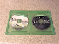 two Xbox 360 game discs Laval, H7S 1L4