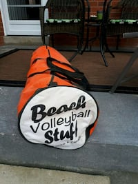 Beach Volleyball Net and Poles etc. Brampton, L6Y 4J5
