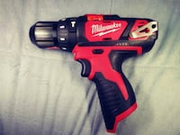 red and black Milwaukee cordless power drill Mission Viejo, 92692