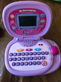 My own Leaptop, by leapfrog Aptos, 95003
