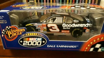 Dale Sr nascar stock car
