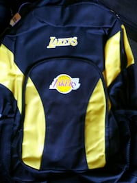 Lakers backpack.. 2244 mi